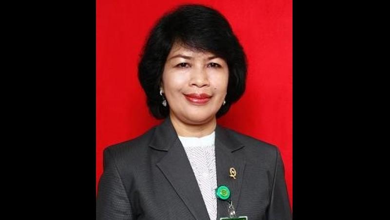 Ifa Sudewi, ketua majelis hakim kasus Saipul Jamil