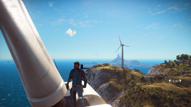 Download Just Cause 3 PC Games Gameplay