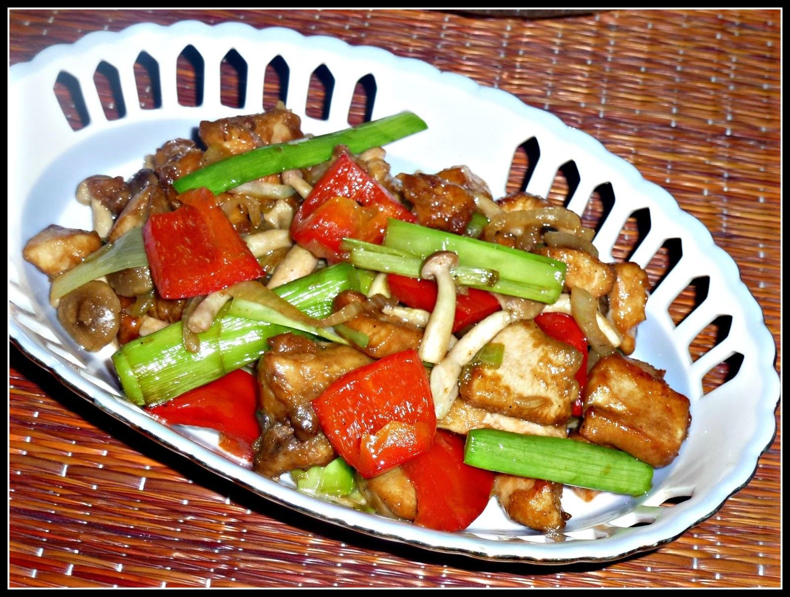 resep rendang jantung ayam elizabeth  blog Resepi Ayam Rendang Kicap Enak dan Mudah