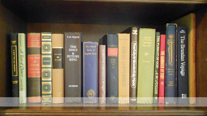 Books for classical homeschooling