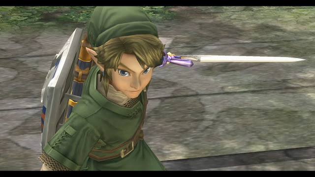 Imagem do game The Legend of Zelda: Twilight Princess HD para Wii U