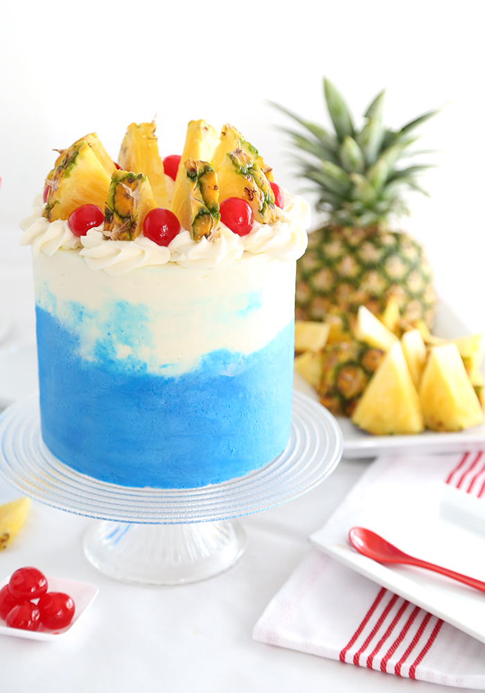 Cake recipe using canned fruit cocktail