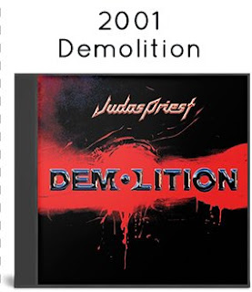 2001 - Demolition [Atlantic, 7567930922, Australian]