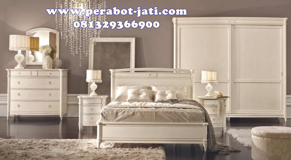Tempat Tidur Minimalis Lengkap