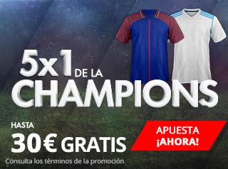 suertia promocion PSG vs Real Madrid 6 marzo