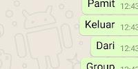 Kisah Bubarnya Sebuah Grup Whatsapp