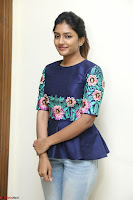 Eesha Looks super cute stunning in Denim Jeans and Top at Darsakudu movie Inerview ~  Exclusive 059.JPG