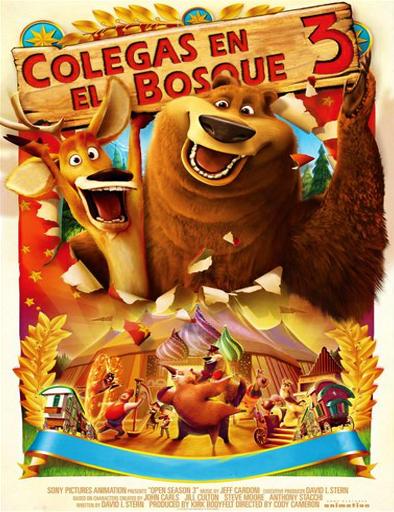Ver Colegas en el bosque 3 (Open Season 3) (2010) Online
