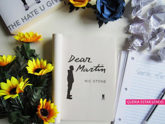 Resenha: Dear Martin (Querido Martin)