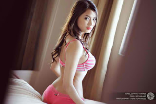 Foto Hot Model Cantik dan Imut