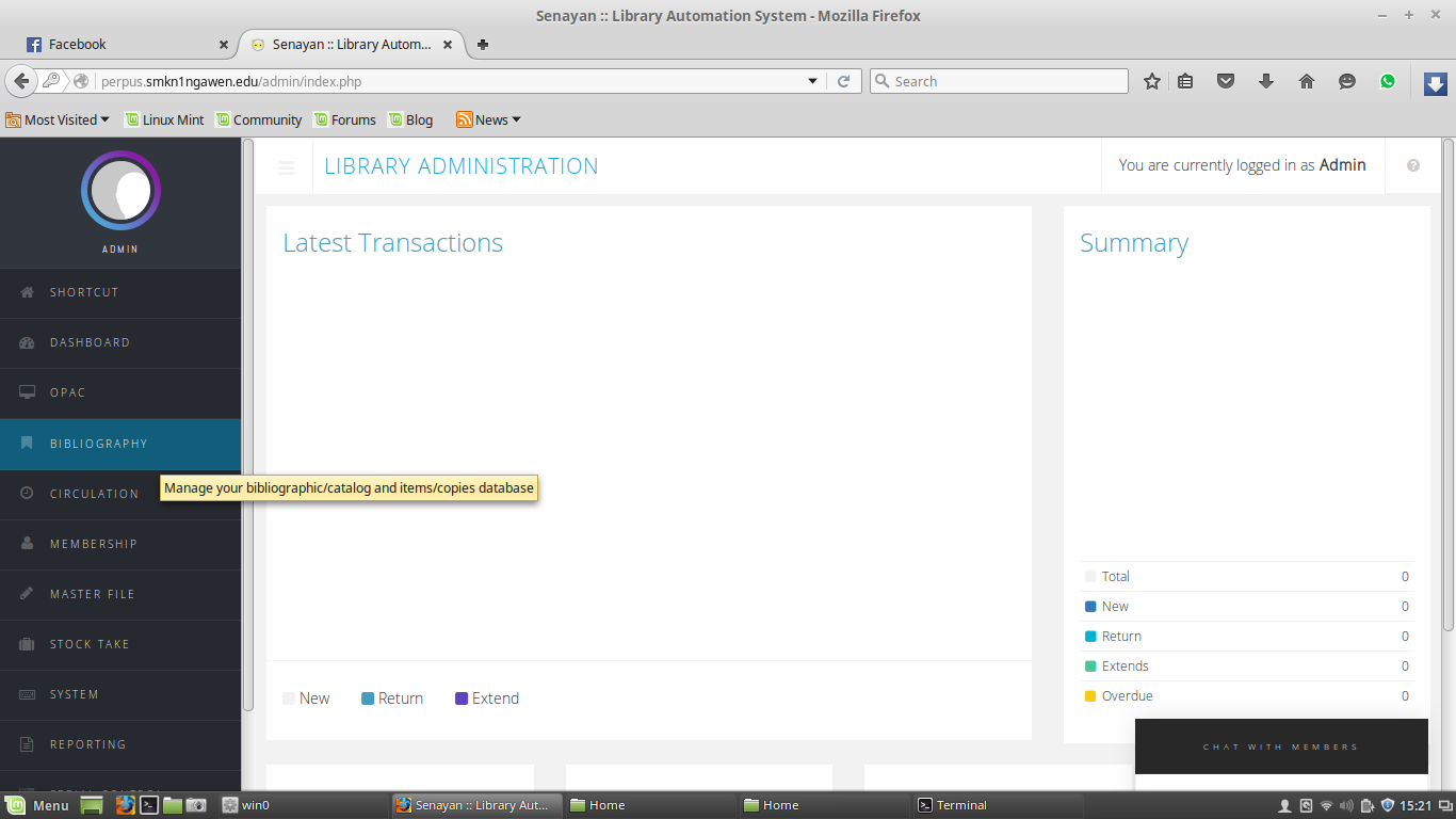 How To Upload E Book To Slims Library Komputnet