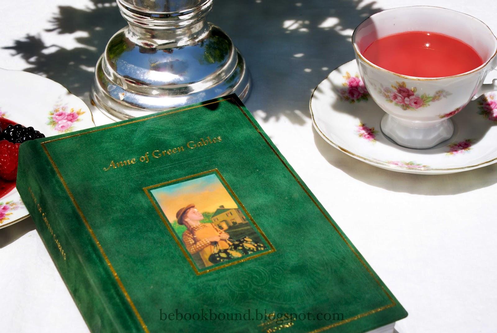 Be Book Bound Anne Of Green Gables A Garden Tour