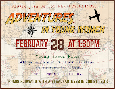 New Beginnings: Adventures in Young Women