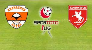Adanaspor - Samsunspor Canli Maç İzle 02 Nisan 2018