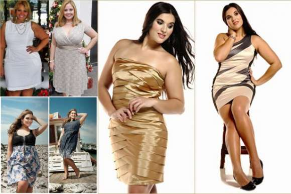 2484869e2 Hoje em dia as mulheres gordinhas conquistaram o seu espaço na moda e  muitas confecções estão apostando em roupas plus size.