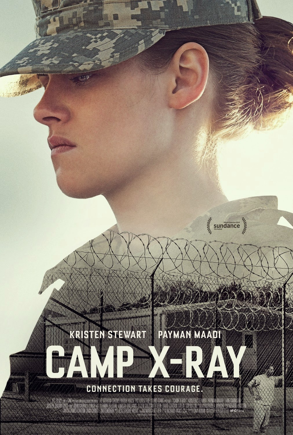 Camp X-Ray 2015 - Full (HD)