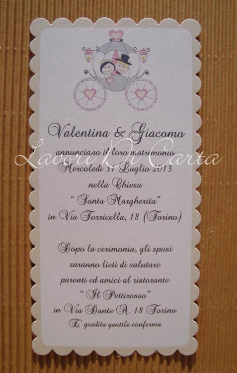 Segnaposto Matrimonio Ringraziamento.Lavori Di Carta Blog Novita Segnalibri Segnaposto Invito