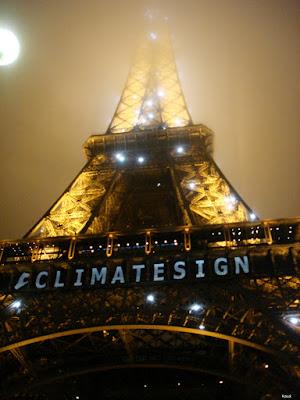 9 décembre 2015, la COP 21 est sur Paris!