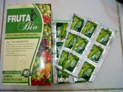 Fruta Bio Slimming Capsules