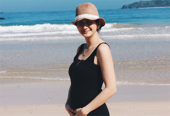 Former actress suffers miscarriage - Pain and Peace