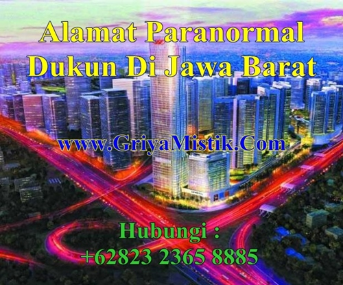 Alamat Paranormal Dukun Di Jawa Barat