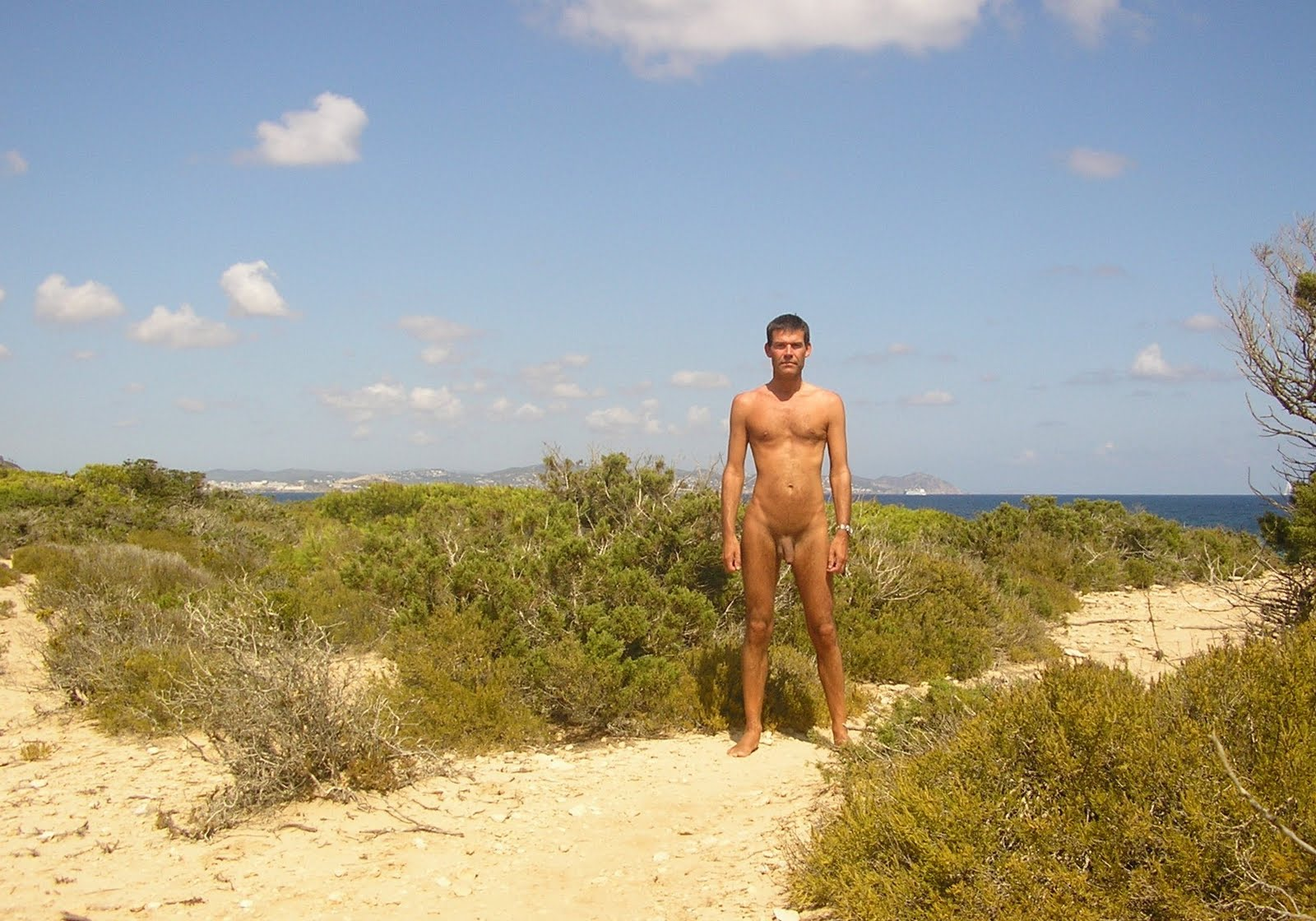 Playa del ingles naked