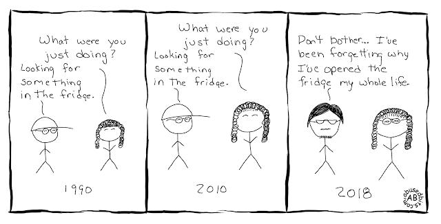 amusedbits, cartoon, humor, Fridge