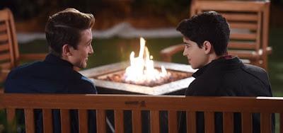 TJ (Luke Mullen) e Cyrus (Joshua Rush) chegaram ao fim de Andi Mack em clima de romance