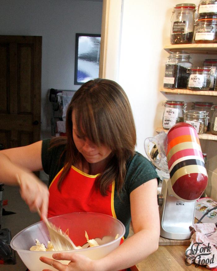 Madeira Cake Hand Mixer Layer Cake