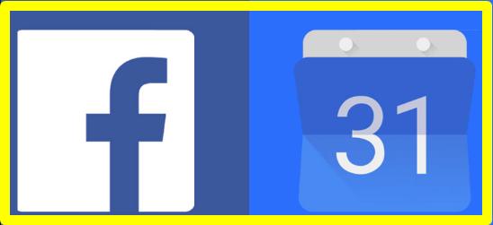 Facebook Events To Google Calendar
