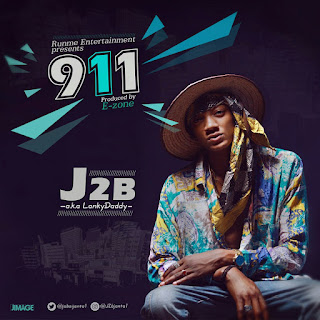 MUSIC: J2B – 911 (Prod. by E-Zone) | @jaboijanta1