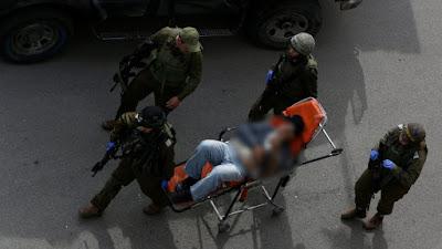 Terrorista palestina é morta após tentar esfaquear soldado israelense