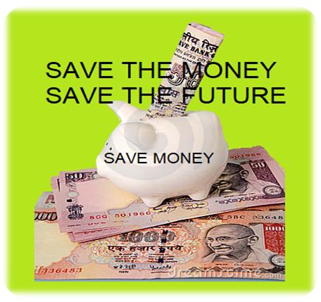 पैसो की बचत करने के उपाय