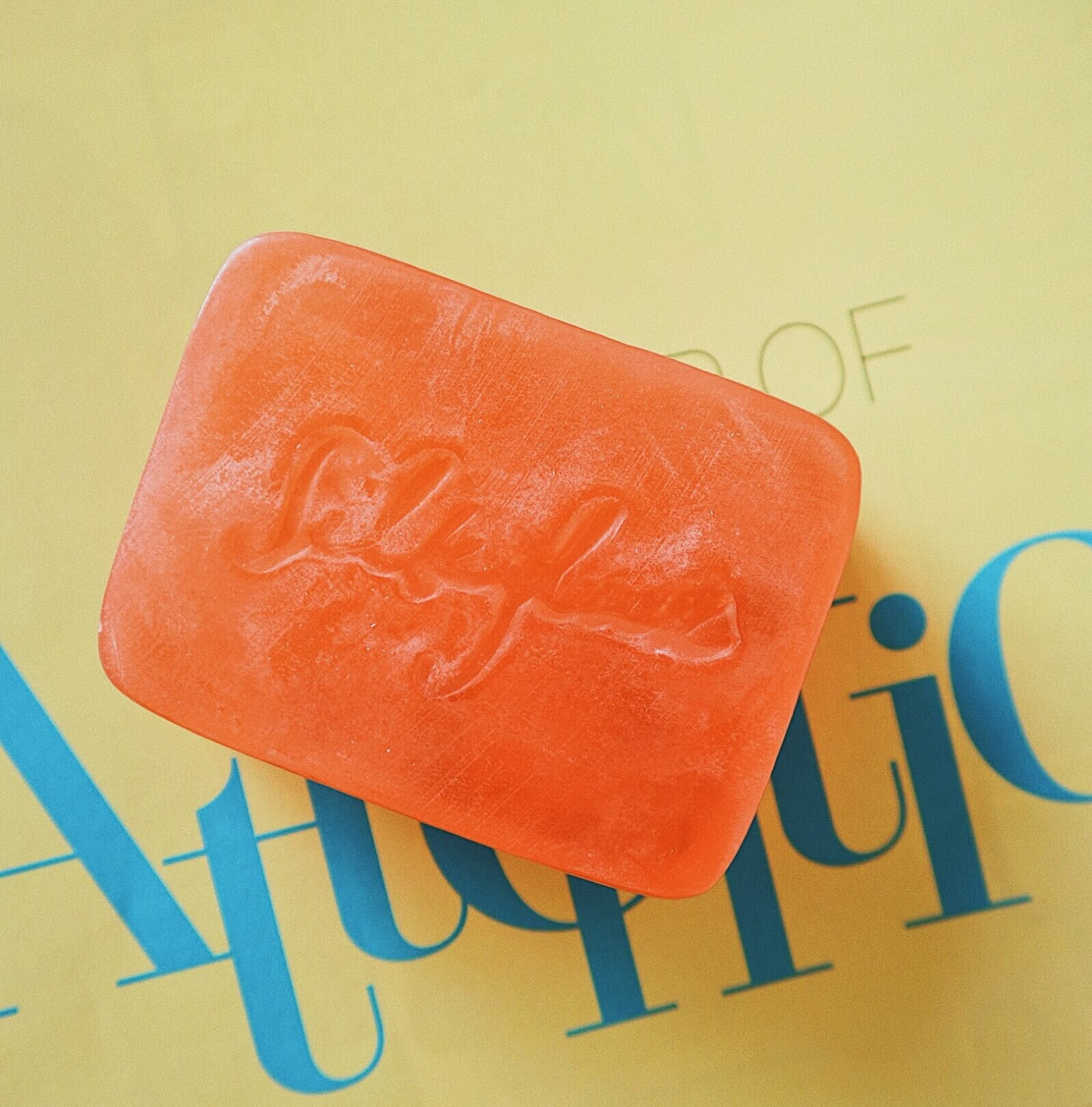 Silkyluz Bohemian Bar Soap