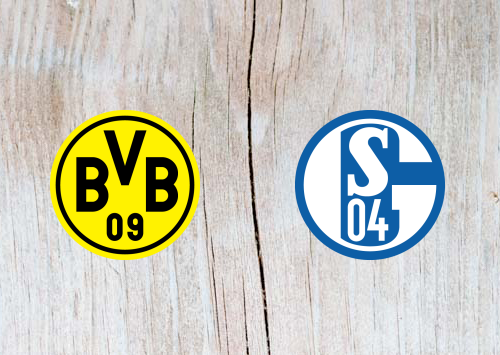 Borussia Dortmund vs Schalke Full Match & Highlights 27 April 2019
