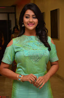 Pooja Jhaveri in Beautiful Green Dress at Kalamandir Foundation 7th anniversary Celebrations ~  Actress Galleries 068.JPG