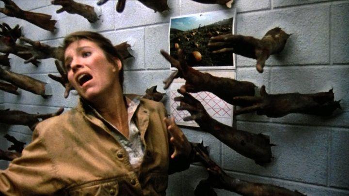 фильм ужасов, зомби, хоррор, horror, zombies, ремейк, День мертвецов, Day of the Dead
