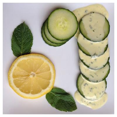 Lemon Mint Dressing Recipe