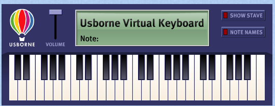 Virtual Keyboard Sites · just a little more