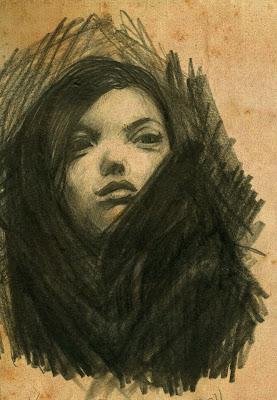 conceptart, sketch, sketchbook, desenho de rosto, draw, draw faces, faces, portraits, reference, referencias, retratos, douglas deri, deri, deriart