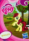 My Little Pony Wave 1 Roseluck Blind Bag Card