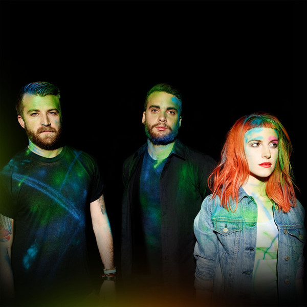 Paramore - Paramore (Mastered for iTunes) Cover