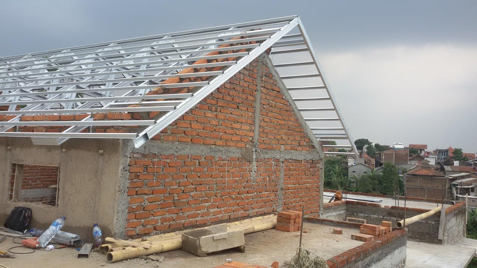 grosir baja ringan bandung jual dan pasang atap murah