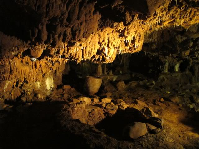 Στο σπήλαιο Διρού πριν 9000 χρόνια