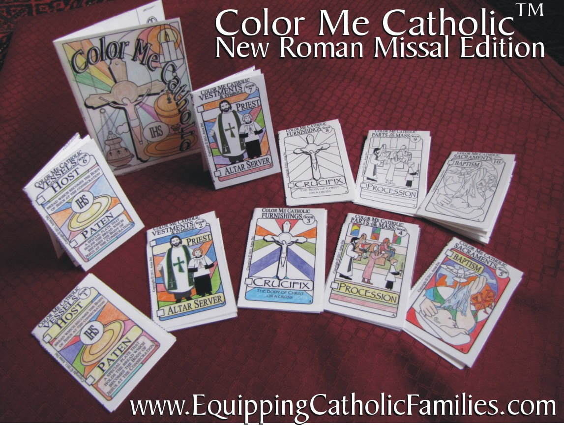 A Fun Way To Teach Kids The New Mass Countdown Is On