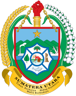 Gambar Lambang Sumatra Utara