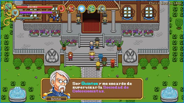 Destino Rpg El Coleccionismo De Videojuegos Retro En El Genero Rpg