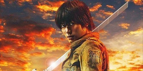 Divulgado trailer do live action de Shingeki no Kyojin!