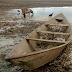 Maior lagoa da bacia do São Francisco seca no semiárido baiano