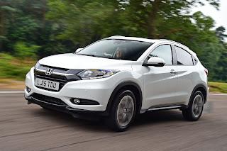Dimensi Honda HR-V Cocok untuk Melakukan Perjalanan